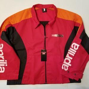 Aprilia Racing Jacket size XL nwt